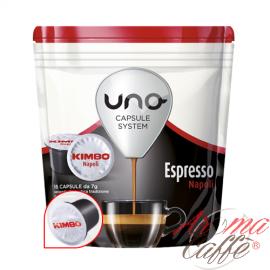 Kimbo Uno System (MISCELA ESPRESSO NAPOLI)