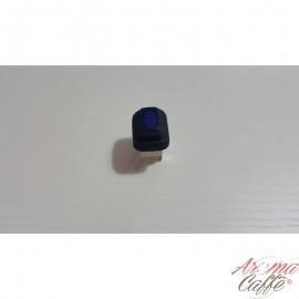 Pulsante Blu Per Macchina Da Caffè Frog