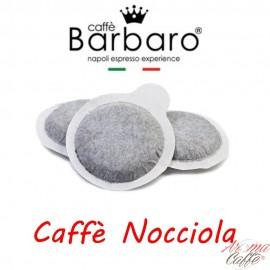 20 Cialde ESE 44MM Caffè Barbaro (NOCCIOLA)
