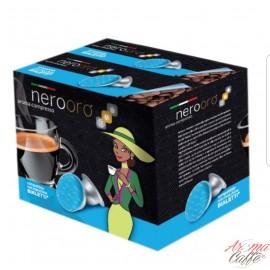 100 Capsule Bialetti Caffè NeroOro (MISCELA ORO)