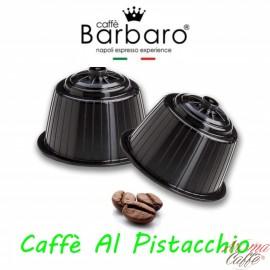 10 Capsule Dolcegusto Caffè Barbaro (CAFFE' AL PISTACCHIO)