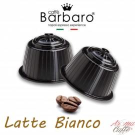 10 Capsule DolceGusto Caffè Barbaro (LATTE BIANCO)
