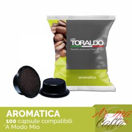100 Capsule A MODO MIO Caffè Toraldo (MISCELA AROMATICA)