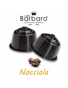 10 Capsule DolceGusto Caffè Barbaro (NOCCIOLA)