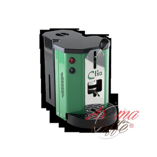 Macchina da caffè CLIO colore Verde