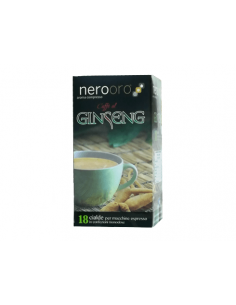 18 Cialde ESE 44mm NeroOro (GINSENG)