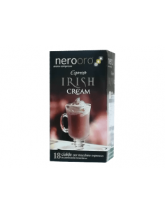 18 Cialde ESE 44mm NeroOro (IRISH CREAM)