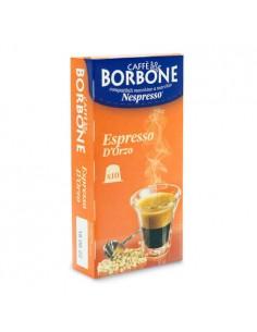 10 Capsule Nespresso Caffè Borbone (ORZO)