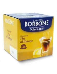 DolceGusto Caffè Borbone (THE' AL LIMONE)