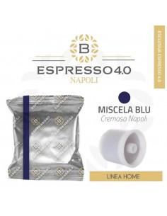 Compatibili ILLY IperEspresso Caffè Barbaro (MISCELA BLU)