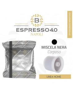ILLY IperEspresso Caffè Barbaro (MISCELA NERA)