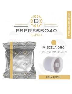 Compatibili ILLY IperEspresso Caffè Barbaro (MISCELA ORO)