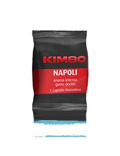 50 Capsule Espresso Point Kimbo (NAPOLI)