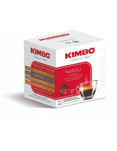 KIMBO CAPSULE NAPOLI – COMPATIBILI NESCAFÈ DOLCE GUSTO*