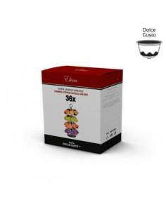 Portacapsule Elena per 36 capsule Nescafè Dolce Gusto originali e compatibili