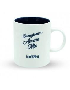Mug 'Buongiorno... Amore mio' Caffè Borbone