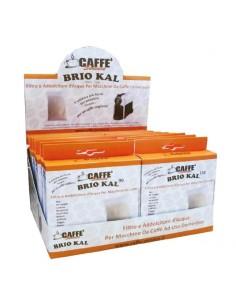 Confezione 16 pezzi filtro e addolcitore d`acqua macchine caffè.