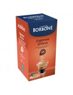 18 Cialde ESE 44 mm Caffè Borbone (ESPRESSO D'ORZO)