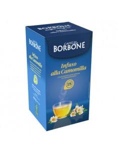 18 Cialde ESE 44 mm Caffè Borbone (CAMOMILLA)