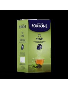 18 Cialde ESE 44mm Caffè Borbone (THE' VERDE)