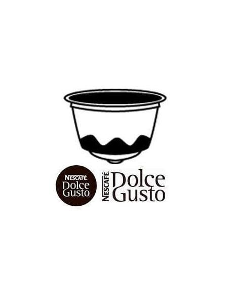 100 Capsule Compatibili DolceGusto Caffè Toraldo (MISCELA CLASSICA)