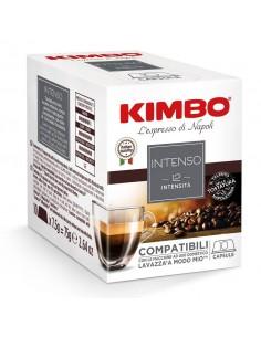 80 CAPSULE KIMBO INTENSO – COMPATIBILI A MODO MIO