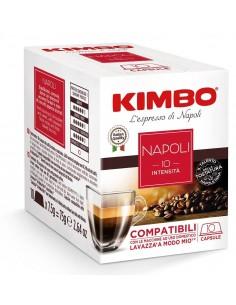 80 CAPSULE KIMBO NAPOLI – COMPATIBILI A MODO MIO