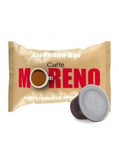 Capsule COMPATIBILI Nespresso Caffè Moreno (MISCELA ESPRESSO BAR)