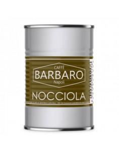 Caffè Barbaro 125G Macinato (AROMATIZZATO NOCCIOLA)