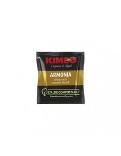 100 Cialde Caffè Kimbo (MISCELA 100% ARABICA ARMONIA)