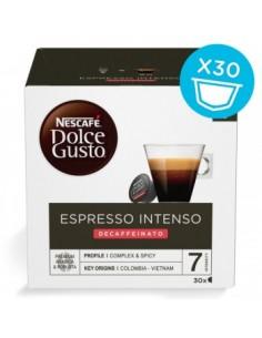 30 Capsule Nescafè DolceGusto (ESPRESSO INTENSO DECAFFEINATO)