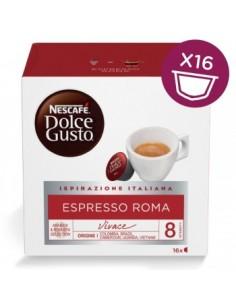 Capsule Nescafè DolceGusto (ESPRESSO ROMA)