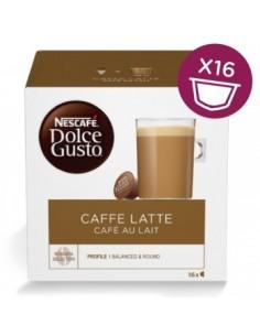 16 Capsule Nescafè DolceGusto (CAFFELATTE )