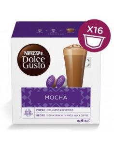 16 Capsule Nescafè DolceGusto (MOCHA)