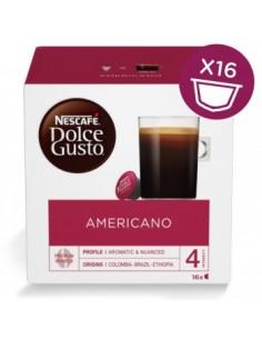 16 Capsule Nescafè DolceGusto (AMERICANO)
