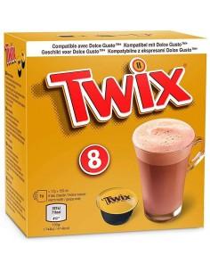 8 Capsule Twix compatibili Nescafé Dolce Gusto