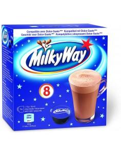 8 Capsule Milky Way compatibili Nescafé Dolce Gusto