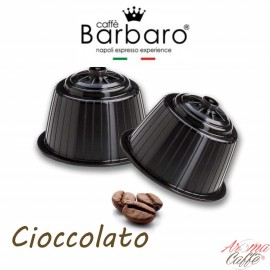 10 Capsule DolceGusto Caffè Barbaro (CIOCCOLATO)