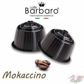 10 Capsule DolceGusto Caffè Barbaro (MOKACCINO)