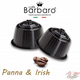10 Capsule DolceGusto Caffè Barbaro (PANNA & IRISH )