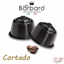 10 Capsule DolceGusto Caffè Barbaro Cortado (CAFFE' MACCHIATO)