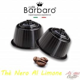 10 Capsule Dolcegusto Caffè Barbaro (THE' NERO AL LIMONE)