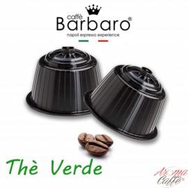 10 Capsule DolceGusto Caffè Barbaro (THE' VERDE)