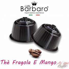 10 Capsule DolceGusto Caffè Barbaro (FRAGOLA E MANGO)