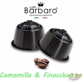 10 Capsule DolceGusto Caffè Barbaro (CAMOMILLA & FINOCCHIETTO)