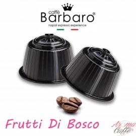 10 Capsule DolceGusto Caffè Barbaro (FRUTTI DI BOSCO)