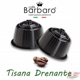 10 Capsule DolceGusto Caffè Barbaro (TISANA DRENANTE)