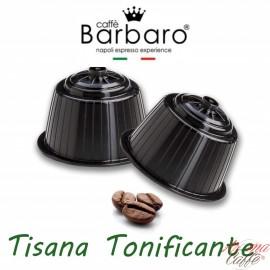 10 Capsule DolceGusto Caffè Barbaro (TISANA TONIFICANTE)