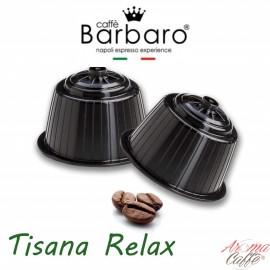 10 Capsule DolceGusto Caffè Barbaro (TISANA RELAX)
