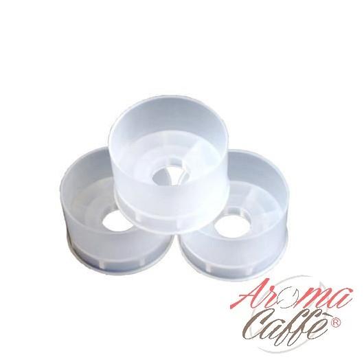 Adattatore In Plastica Per Capsule Monodose Su Macchine A Capsule Bidose